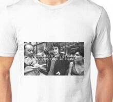 Black Books Unisex T-Shirt