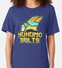 Monster Hunter All Stars - Yukumo Bolts Slim Fit T-Shirt