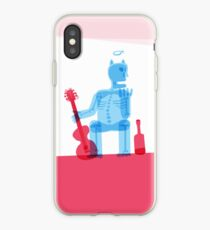 Wolfman loves ... iPhone Case