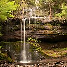 Russell Falls, Mt Field National Park, Tasmania by SusanAdey