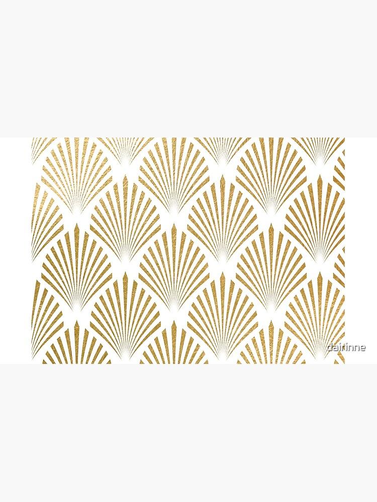 Art-Deco-Gold-Muster von dairinne