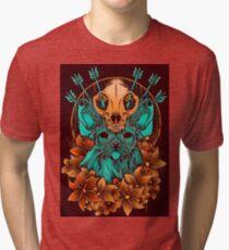 Camiseta de tejido mixto Sphynx