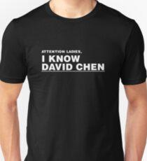 David Chen T-Shirt