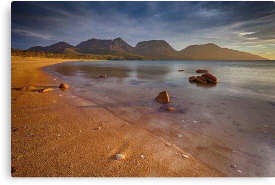 Richardson's Beach by Jim Lovell