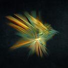 Magic Bird Fractal Art by JBJart