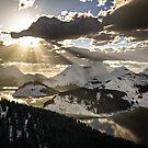 Shining Rays by EthanMcFenton