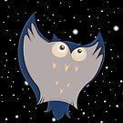 Night owl by BANDERUS MARTIN