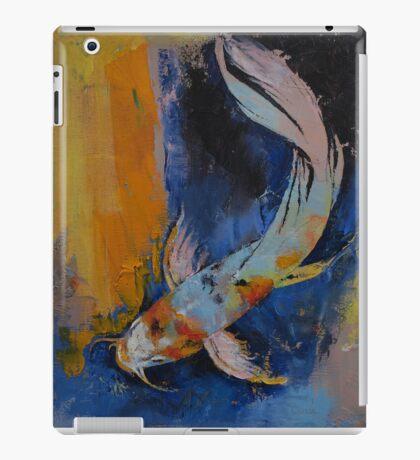 Sanshoku Koi iPad Case/Skin