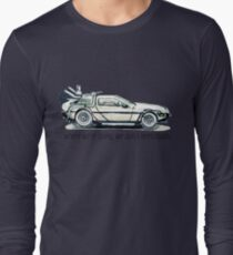 where we're going, we don't need roads T-Shirt