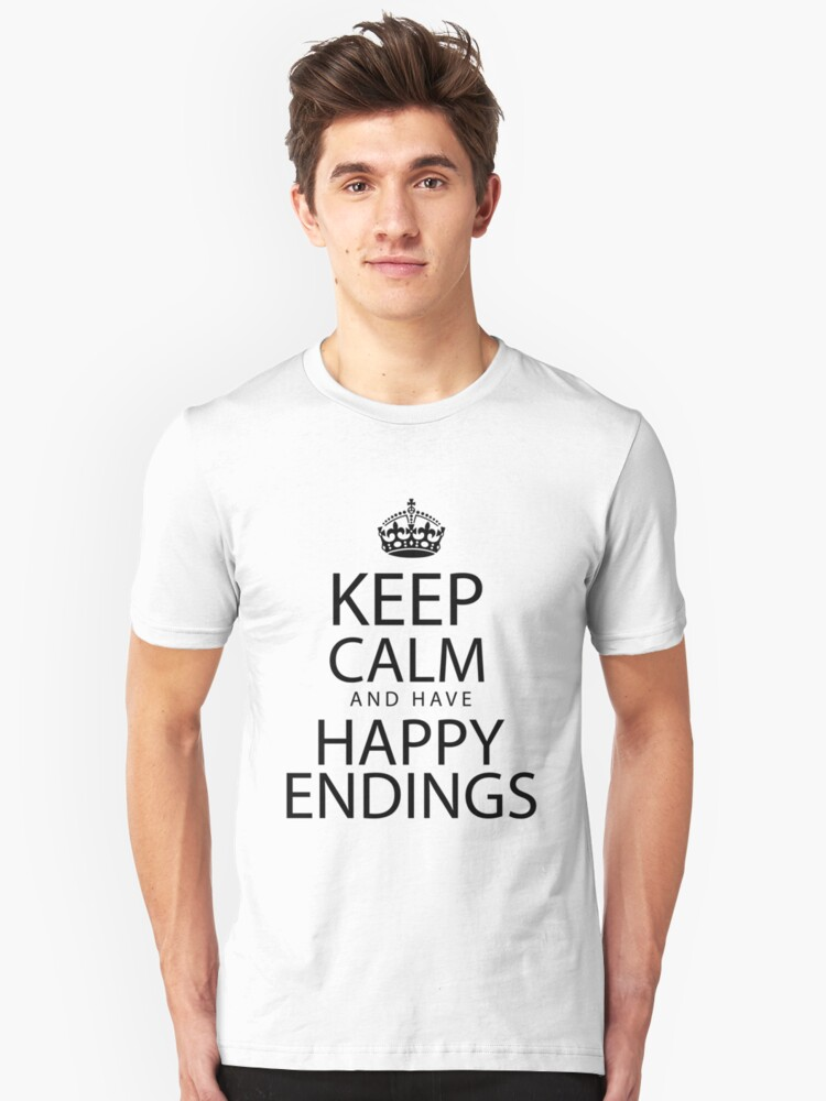 Keep calm and have happy endings by achiib