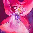 Garden Angel by Ruth S Harris