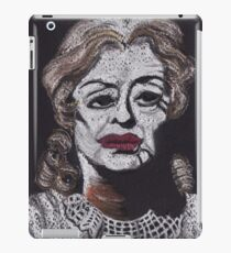Whatever! (Bette Davis) iPad Case/Skin