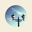 Pure Blue by volkandalyan