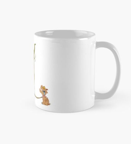 A demon and his dog... Mug