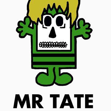 Mr Tate by carrieclarke