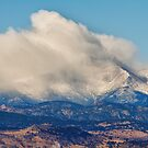 Twin Peaks Winter Weather View by Bo Insogna
