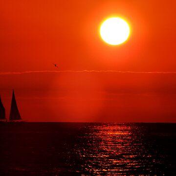 Key West Sunset by jlv-