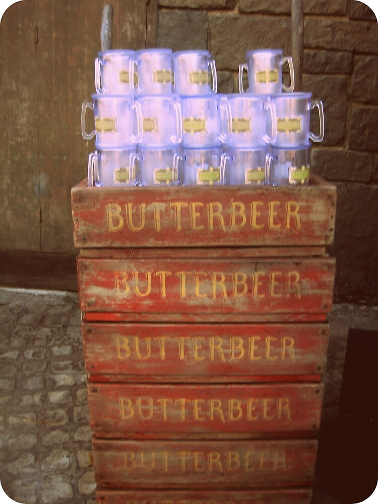 Butterbeer Cargo by LaurelMuldowney