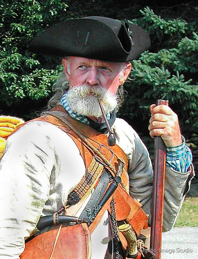 Ye Olde Rebel Patriot by OntheroadImage