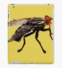 Fly Print On Gold iPad Case/Skin