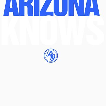 Discreetly Greek - Arizona Knows - Nike parody by integralapparel