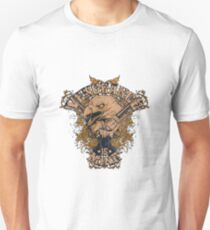 Vengeance is Mine Eagle and Revolvers Unisex T-Shirt