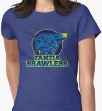Monster Hunter All Stars - The Tanzia Brawlers Women's Fitted T-Shirt