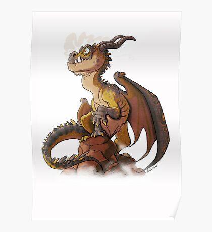 It's a dragon! Poster