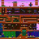 Dungeon Platformer by carljagt