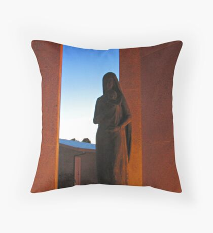 Ava Maria Throw Pillow