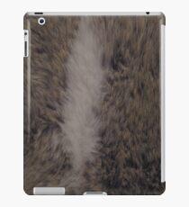 FAUX FUR iPad Case/Skin