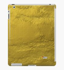 GOLD BAR iPad Case/Skin