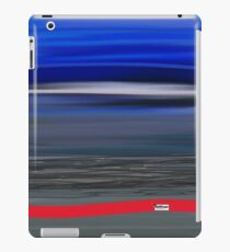 RED STRIPE iPad Case/Skin