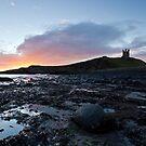 Dunstanburgh Castle by damophoto