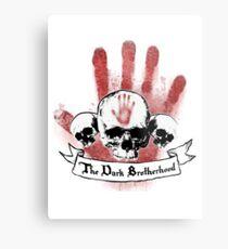 The Dark Brotherhood Metal Print