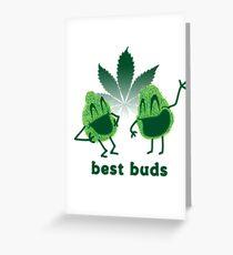 Tarjeta de felicitación Mejores amigos