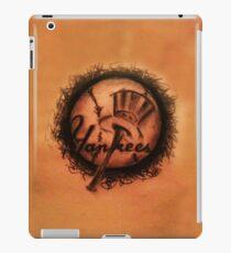 The Yankees iPad Case/Skin