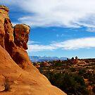 Utah! by Claudio Del Luongo