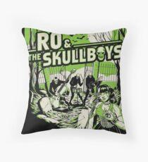 Cojín Ro y los Skullboys