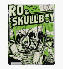 Ro & the Skullboys iPad Case/Skin