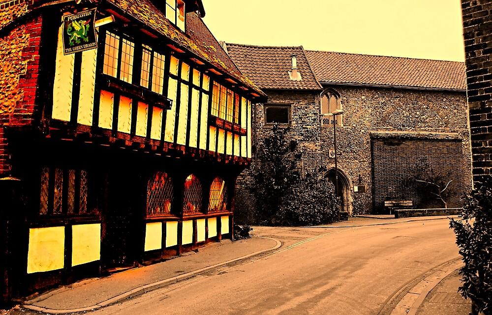 Old pub by simon17