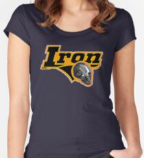 NEW YORK IRON 11 Women's Fitted Scoop T-Shirt