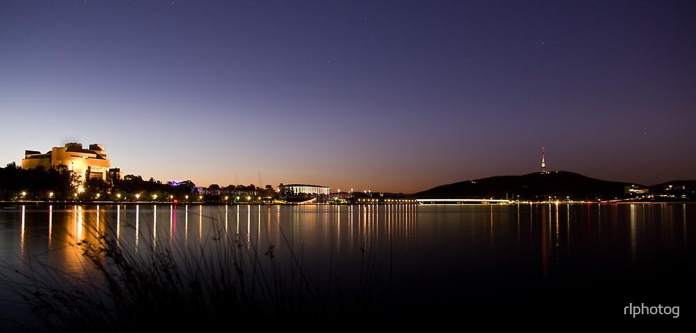 Canberra Reflections by rlphotog