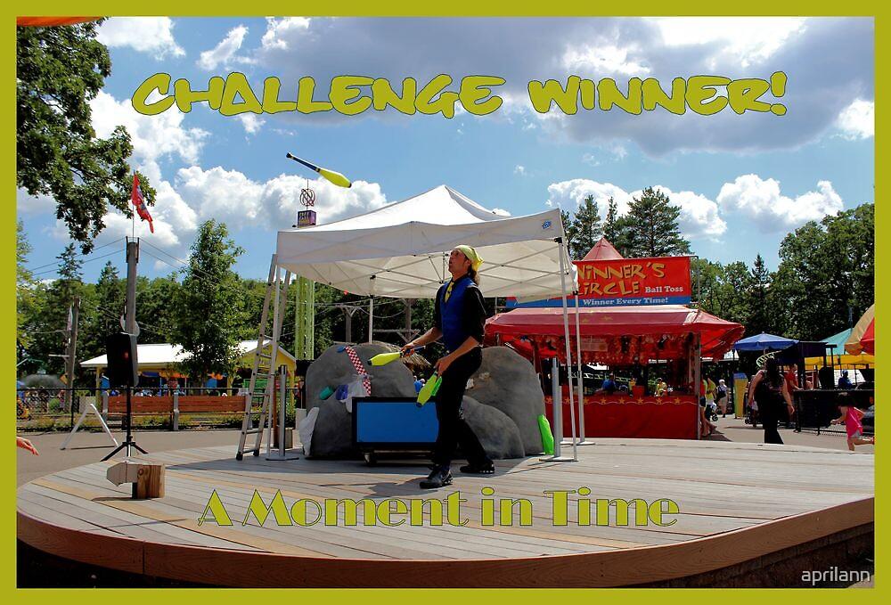 Banner AMIT Challenge Winner by aprilann