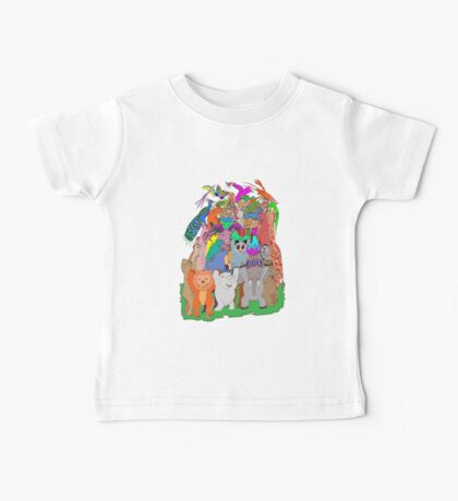 El Castell de Fauna Kids Clothes