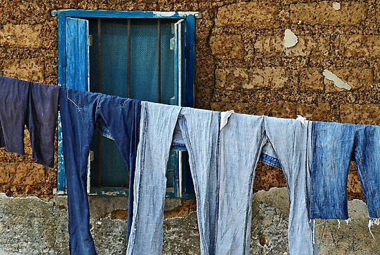 Blue Jeans by heinrich