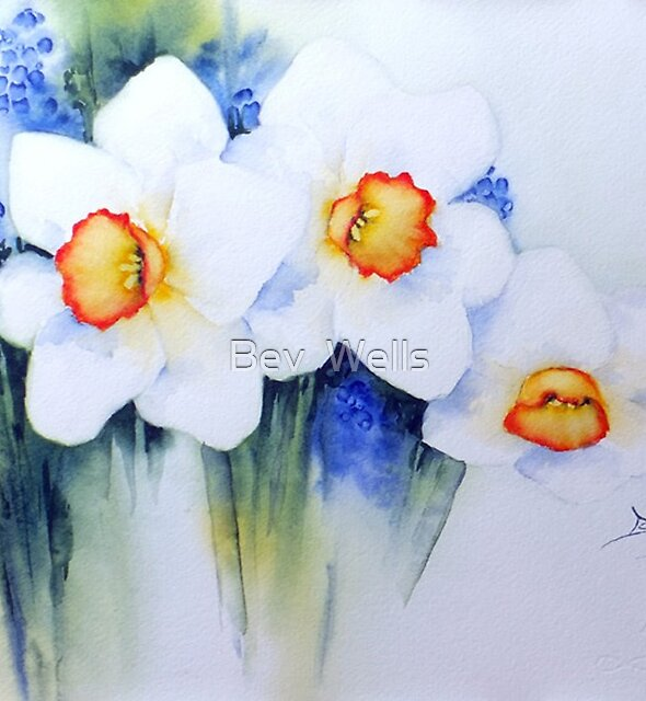 Spring Time -2 by Bev  Wells