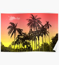 tropical Poster