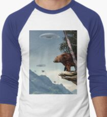 Do Aliens Get Grizzly? T-Shirt