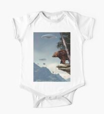 Do Aliens Get Grizzly? Kids Clothes